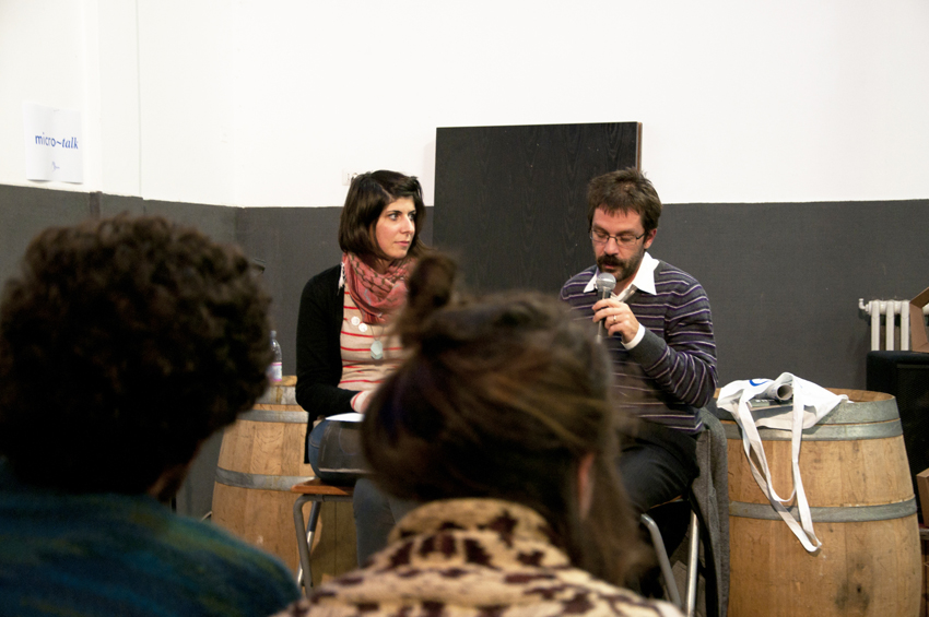 06 Talk Giacomelli Artribune