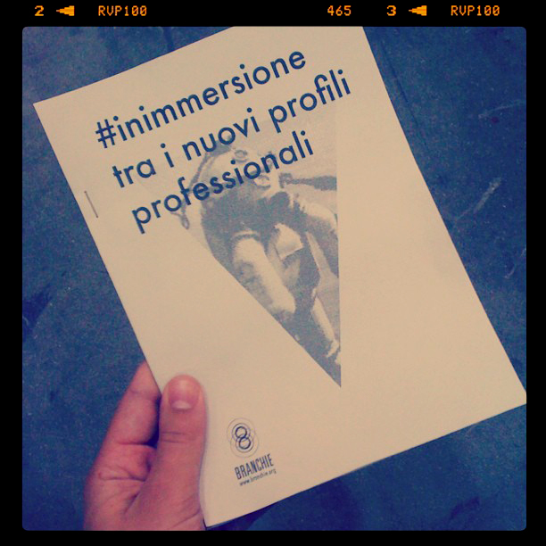 Inimmersione cover